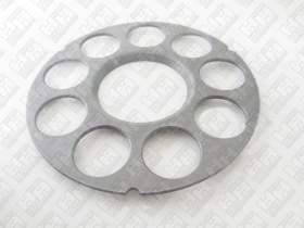 Прижимная пластина для гусеничный экскаватор DAEWOO-DOOSAN S280LC-III (113353, 223-00024)