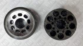 Блок поршней для колесный экскаватор HYUNDAI R140W-7A (XJBN-00807, XJBN-01048, XJBN-01047)
