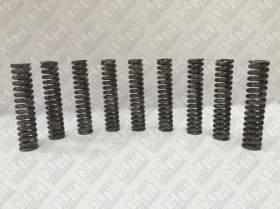 Комплект пружинок (9шт.) для гусеничный экскаватор VOLVO EC300D (SA7223-00180)