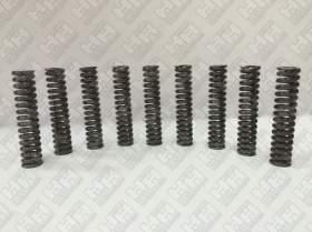 Комплект пружинок (9шт.) для гусеничный экскаватор VOLVO EC360C (SA7223-00180)